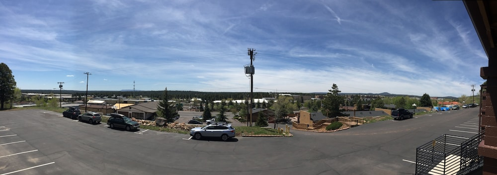 City View, Hotel Aspen InnSuites Flagstaff/Grand Canyon