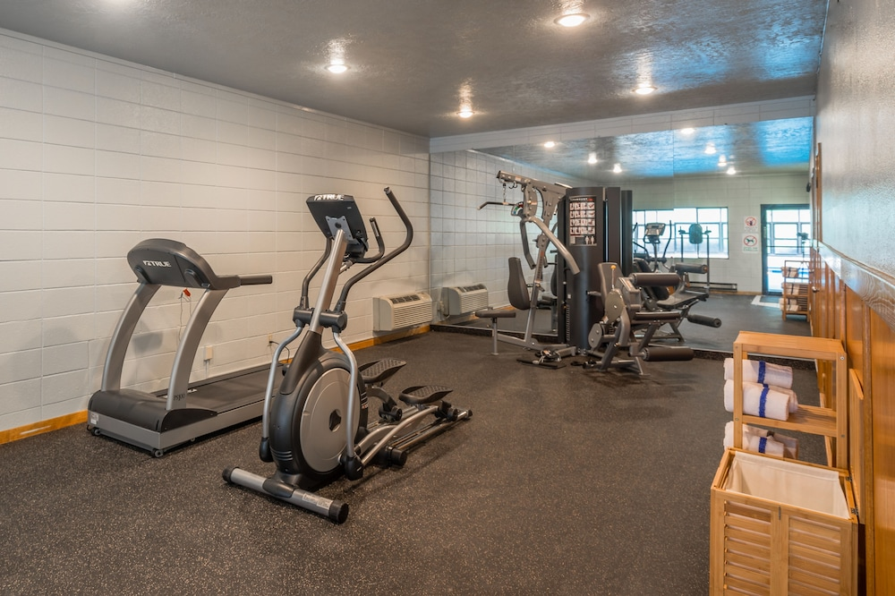 Fitness Facility, Cottonwood Suites Boise Riverside Downtown
