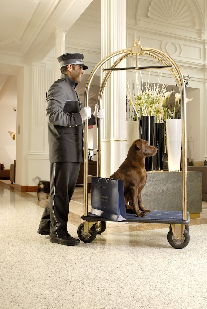 Pet-Friendly, Grand Hotel des Bains Kempinski