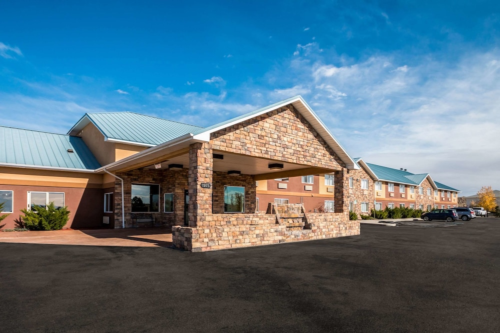 Exterior, Comfort Inn Green River National Park Area