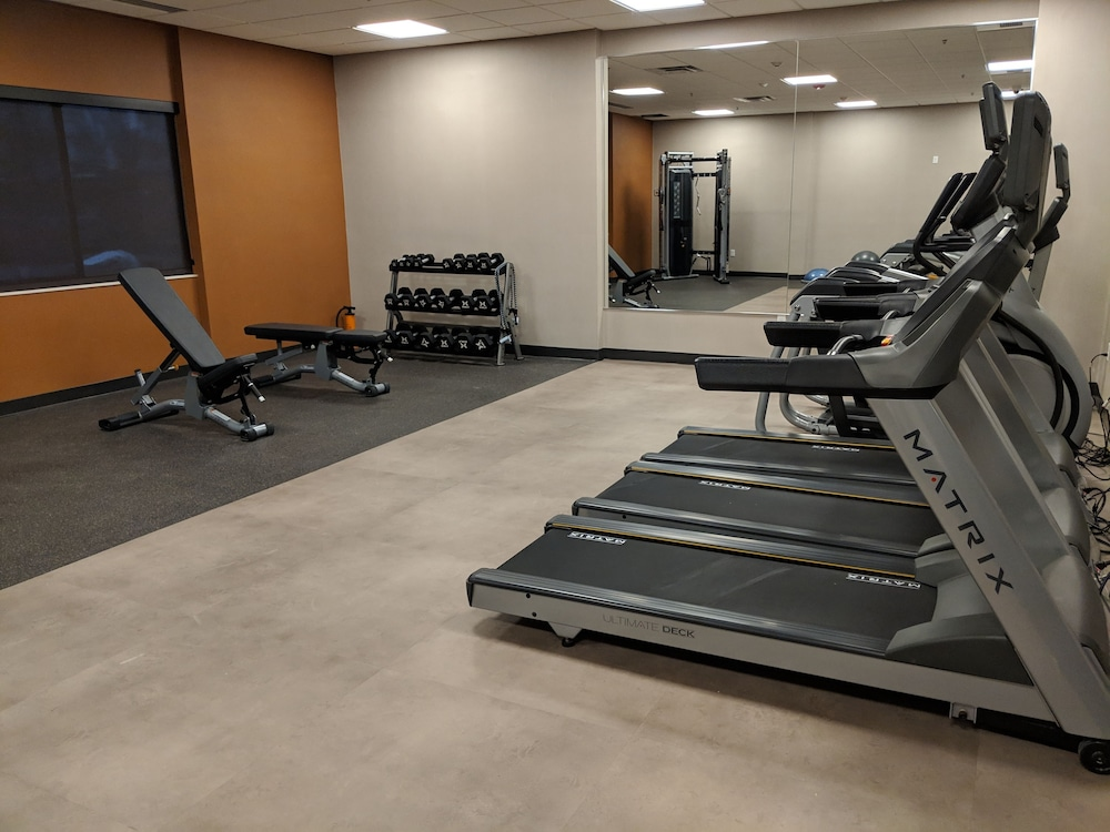 Fitness Facility, Holiday Inn Champaign