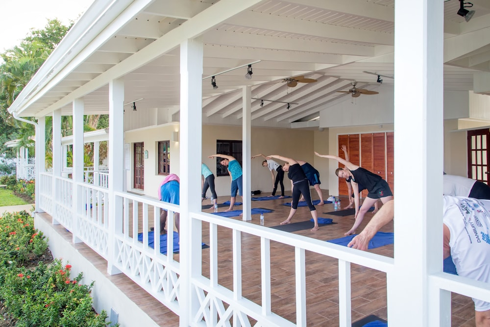 Yoga, St. James's Club Morgan Bay All Inclusive