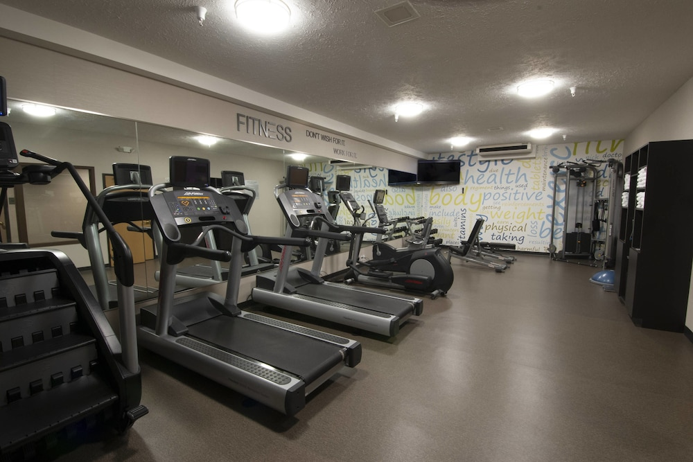 Fitness Facility, Fairfield Inn & Suites by Marriott Spokane Valley