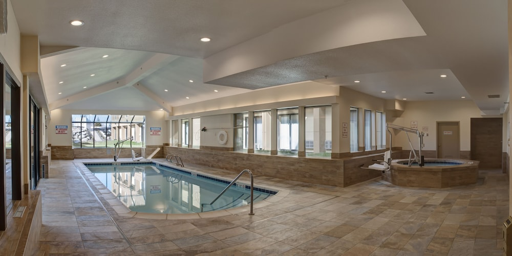 Pool, Fairfield Inn & Suites by Marriott Spokane Valley