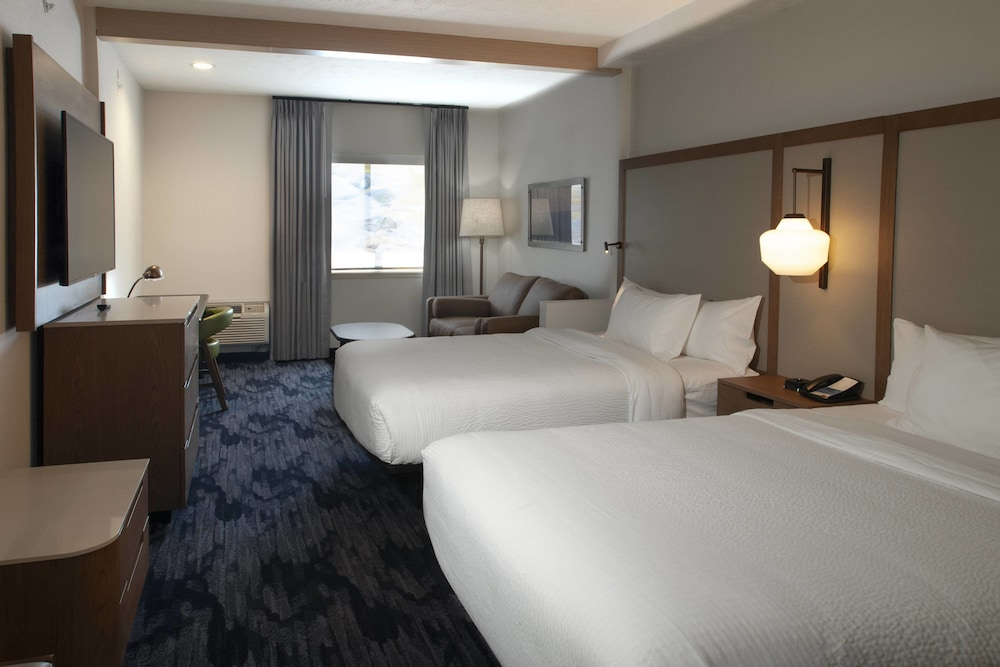 Room, Fairfield Inn & Suites by Marriott Spokane Valley