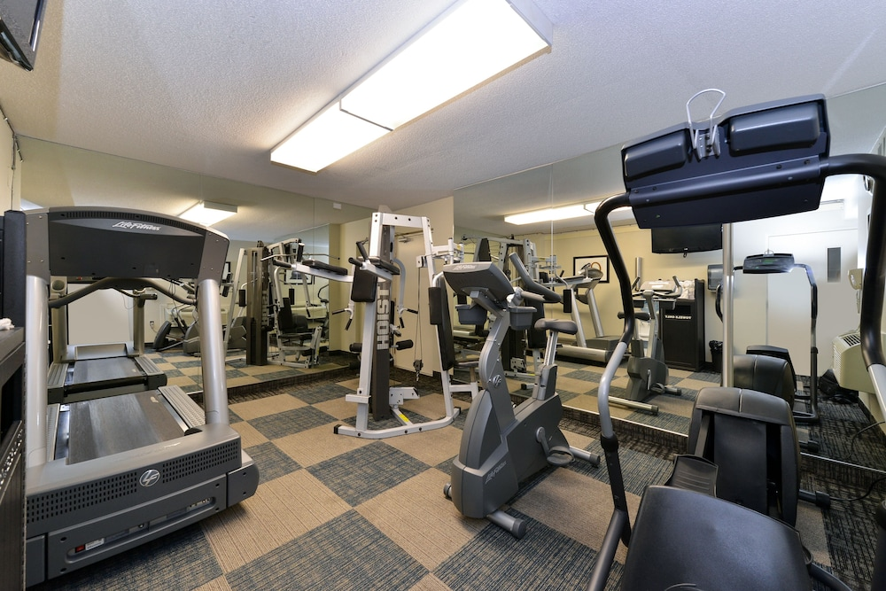 Fitness Facility, Best Western Plus Regency Inn & Conference Centre