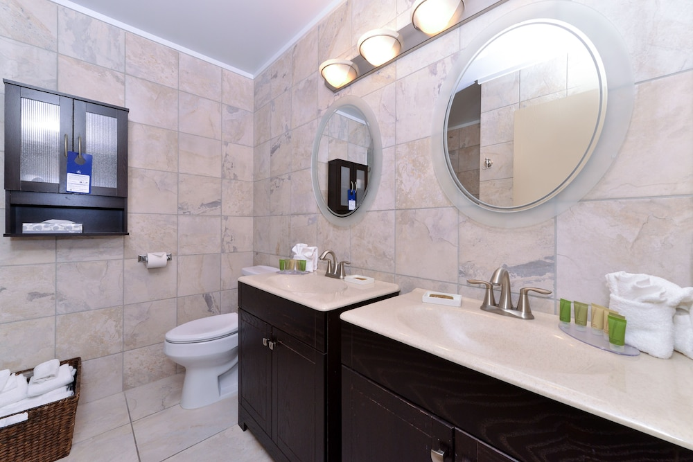 Bathroom, Best Western Plus Regency Inn & Conference Centre