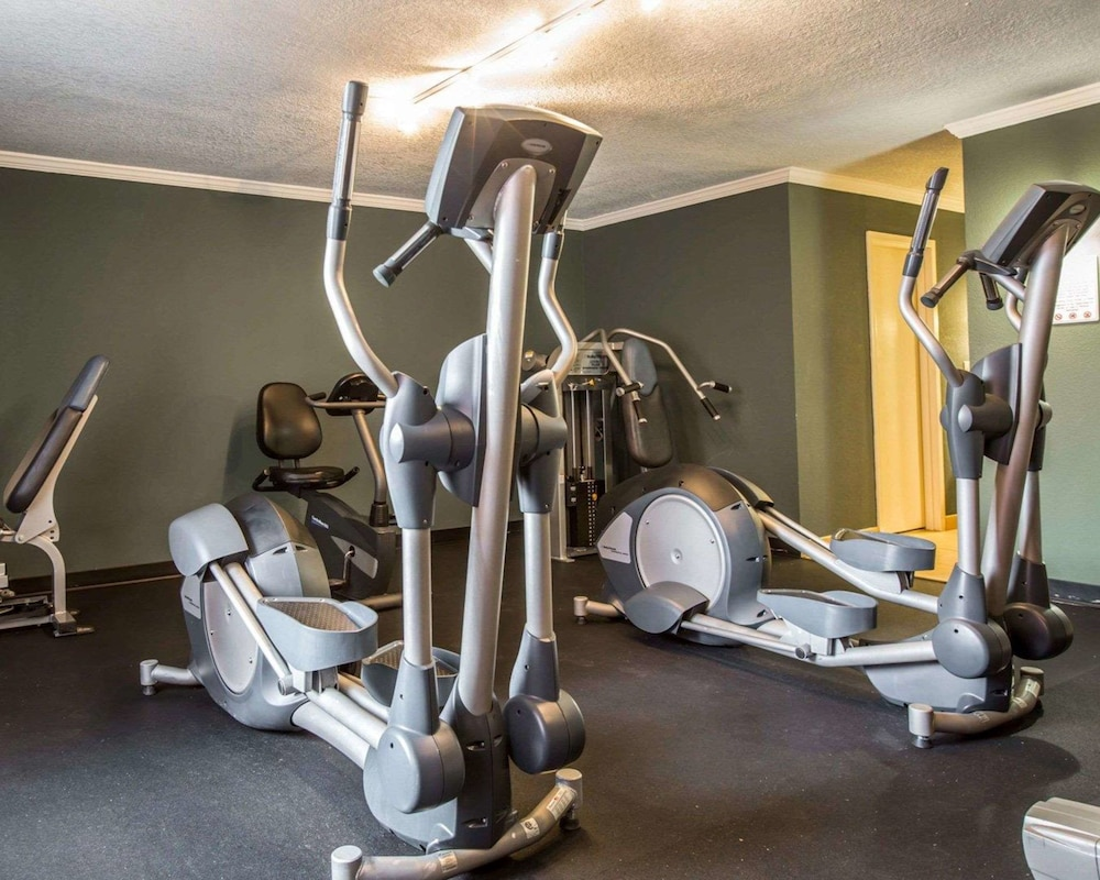 Fitness Facility, Clarion Inn Asheville Airport