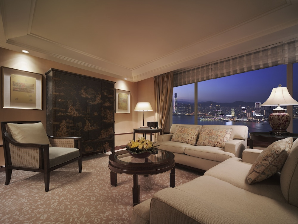 Room, Conrad Hong Kong