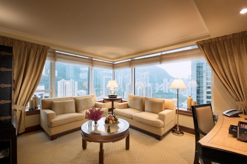 Living Room, Conrad Hong Kong