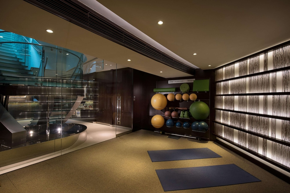 Spa, Conrad Hong Kong