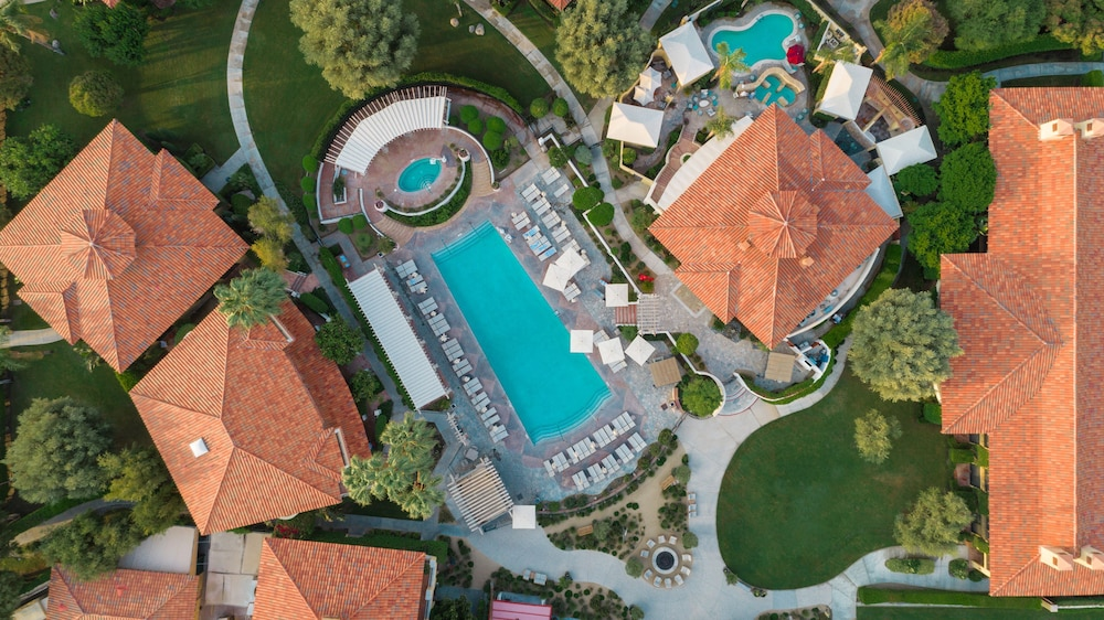 Aerial View, Miramonte Indian Wells Resort & Spa, Curio Collection by Hilton