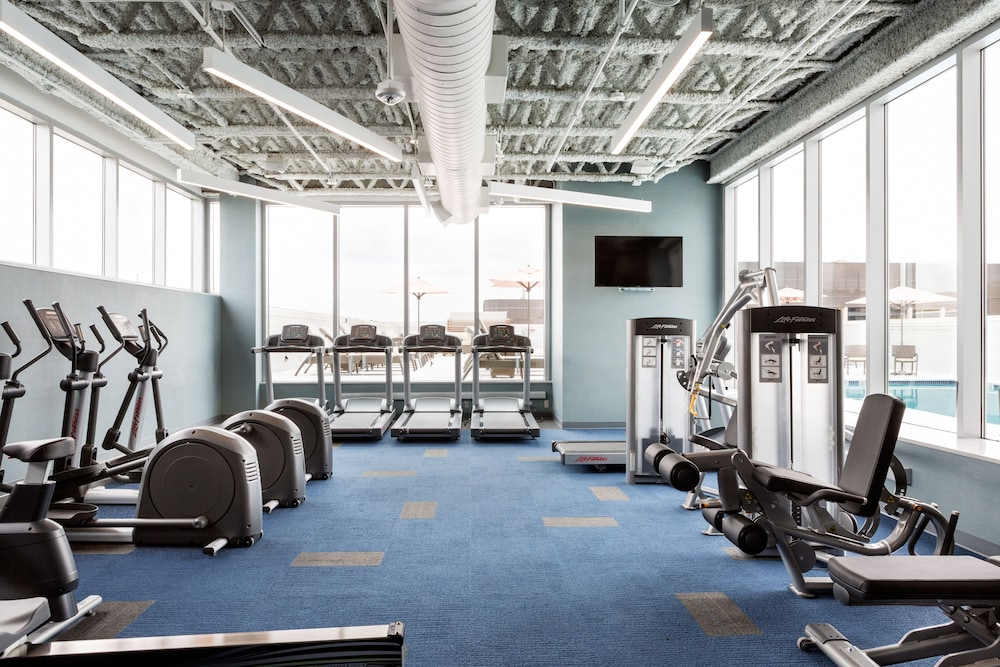 Fitness Facility, Holiday Inn Washington Capitol - Natl Mall