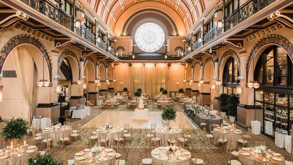 Ballroom, Crowne Plaza Indianapolis - Downtown Union Station