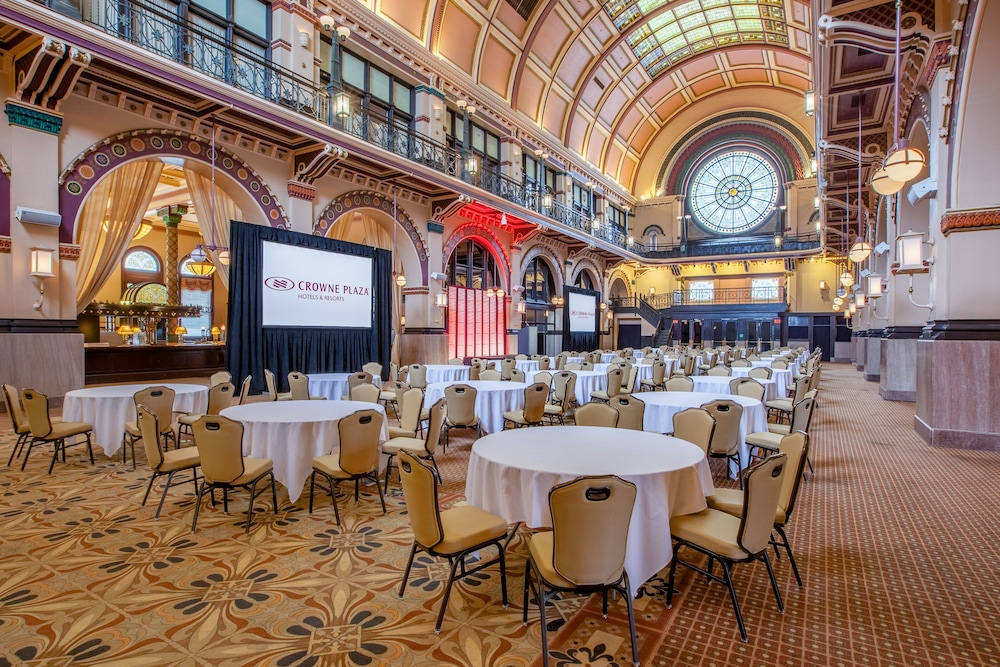 Banquet Hall, Crowne Plaza Indianapolis - Downtown Union Station