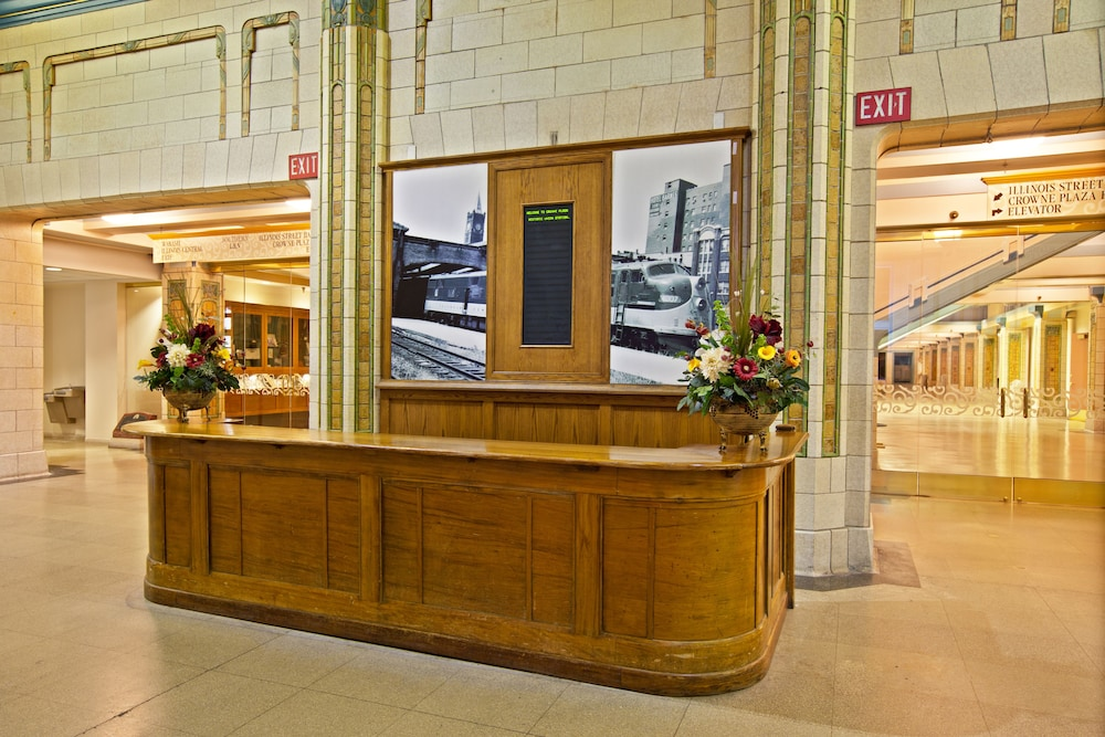Meeting Facility, Crowne Plaza Indianapolis - Downtown Union Station