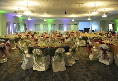 Banquet Hall, Atrium Hotel and Conference Center