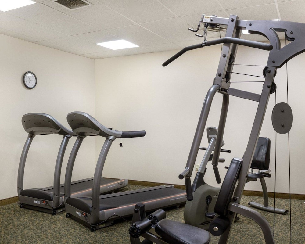 Fitness Facility, Quality Inn Bismarck