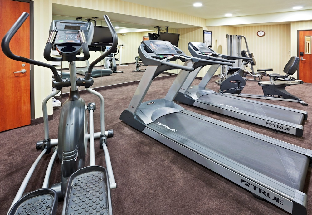 Fitness Facility, Holiday Inn Express Portland South-Lake Oswego