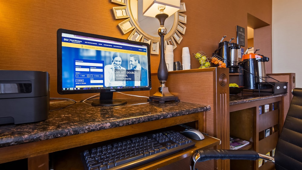 Business Center, Best Western Columbia