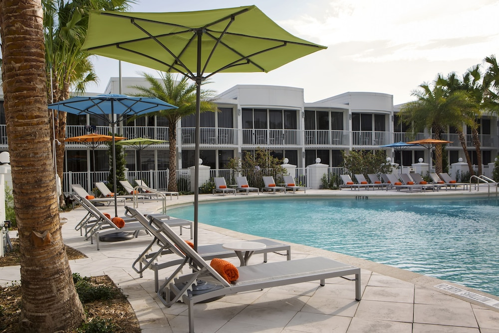 Outdoor Pool, B Resort & Spa in the Disney Springs Resort Area™