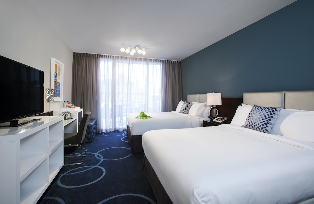 Room, B Resort & Spa in the Disney Springs Resort Area™
