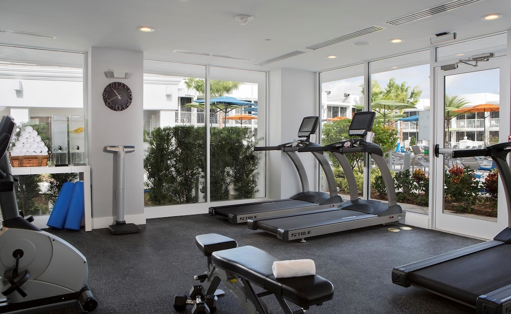 Fitness Facility, B Resort & Spa in the Disney Springs Resort Area™