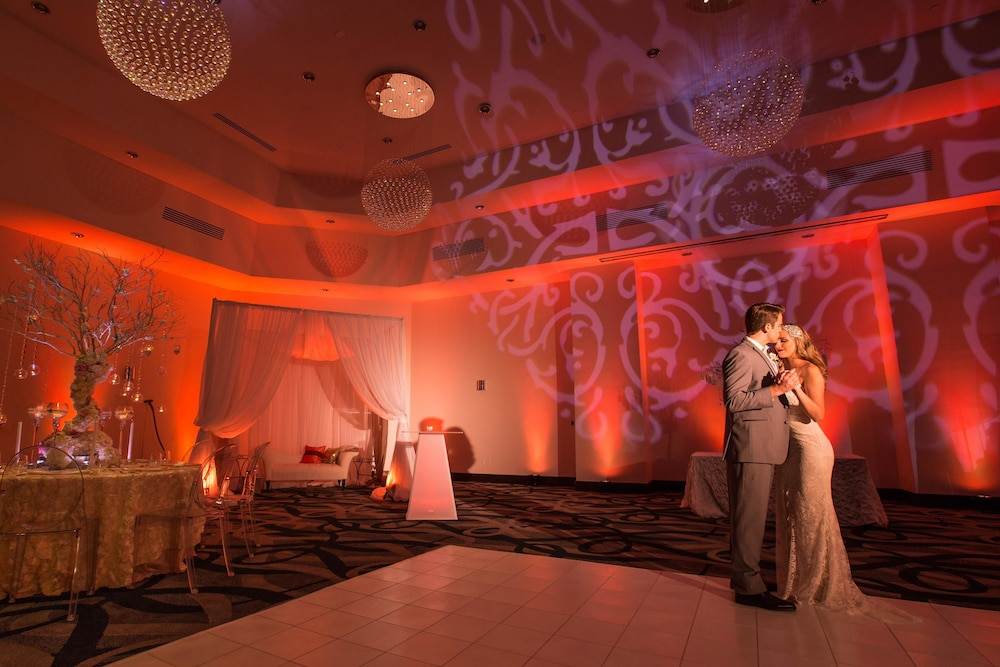 Indoor Wedding, B Resort & Spa in the Disney Springs Resort Area™