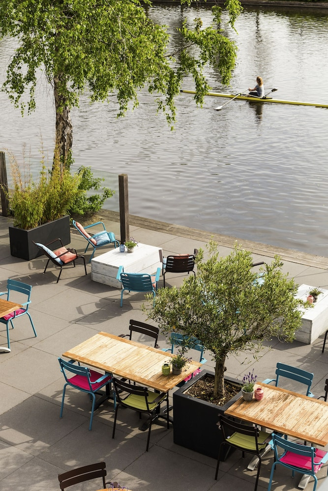 Terrace/Patio, Mercure City Amsterdam City Hotel
