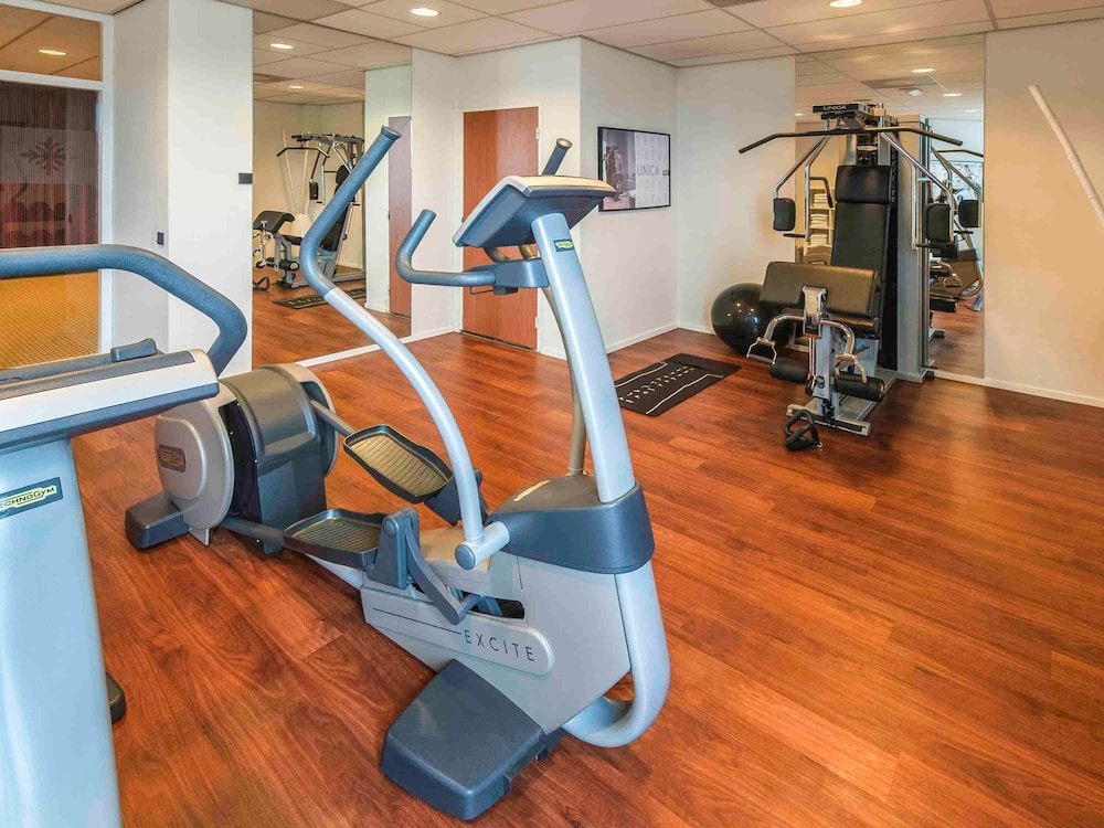 Fitness Facility, Mercure City Amsterdam City Hotel