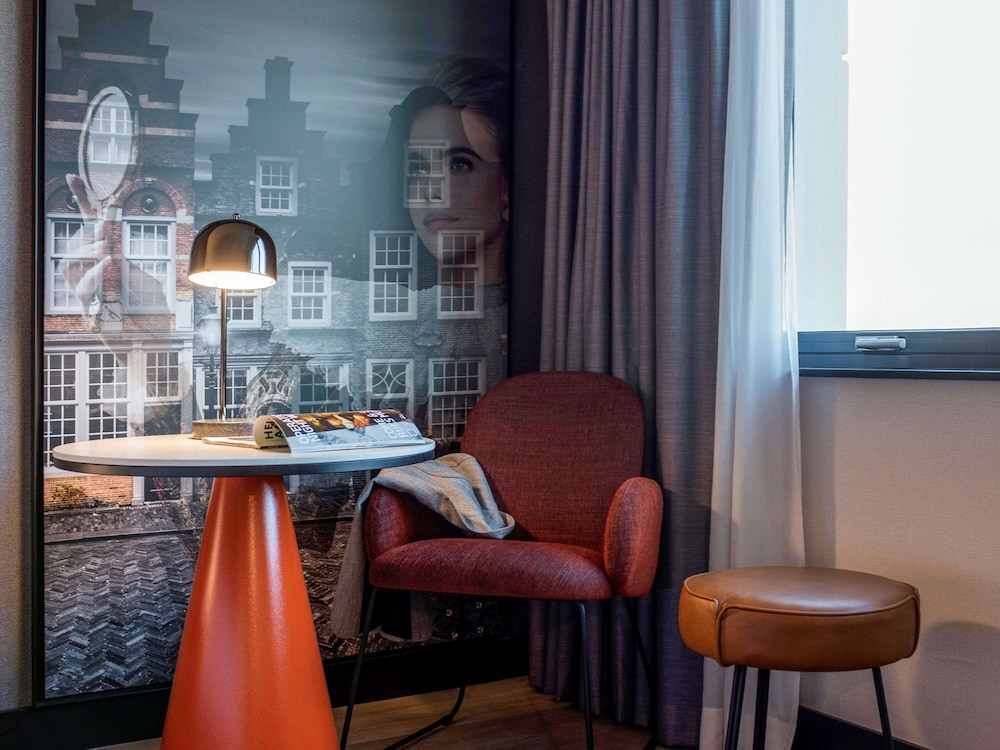 Room, Mercure City Amsterdam City Hotel