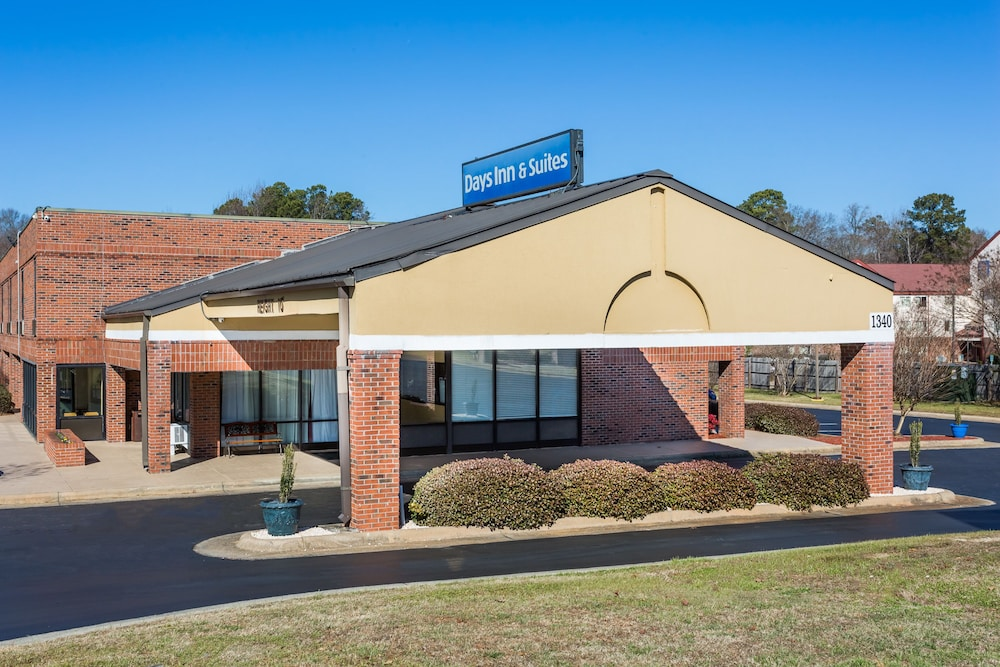 Featured Image, Days Inn & Suites by Wyndham Rocky Mount Golden East