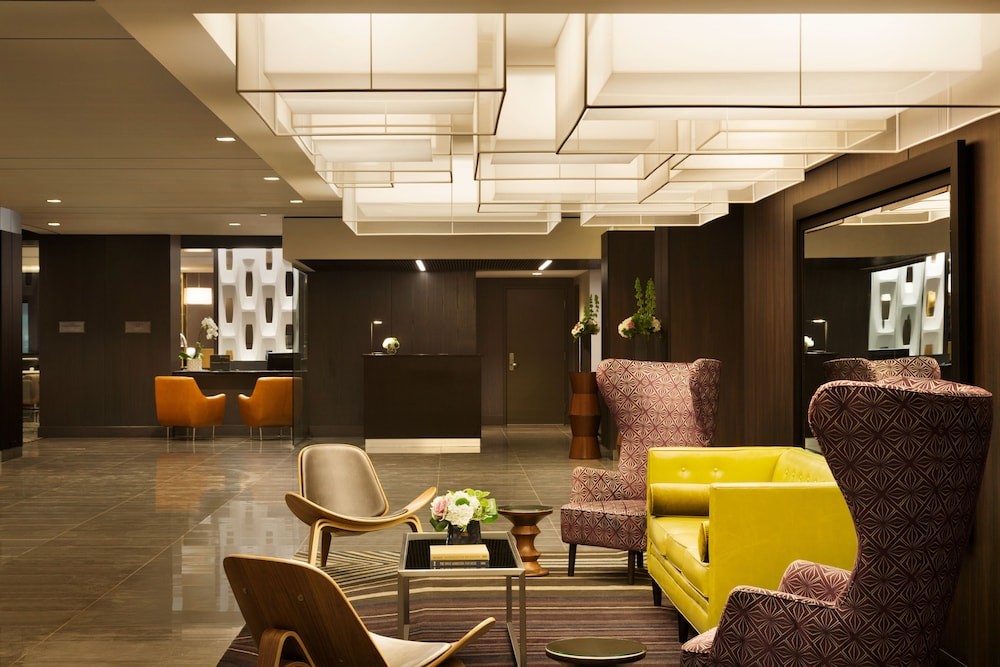 Lobby, InterContinental Saint Paul Riverfront