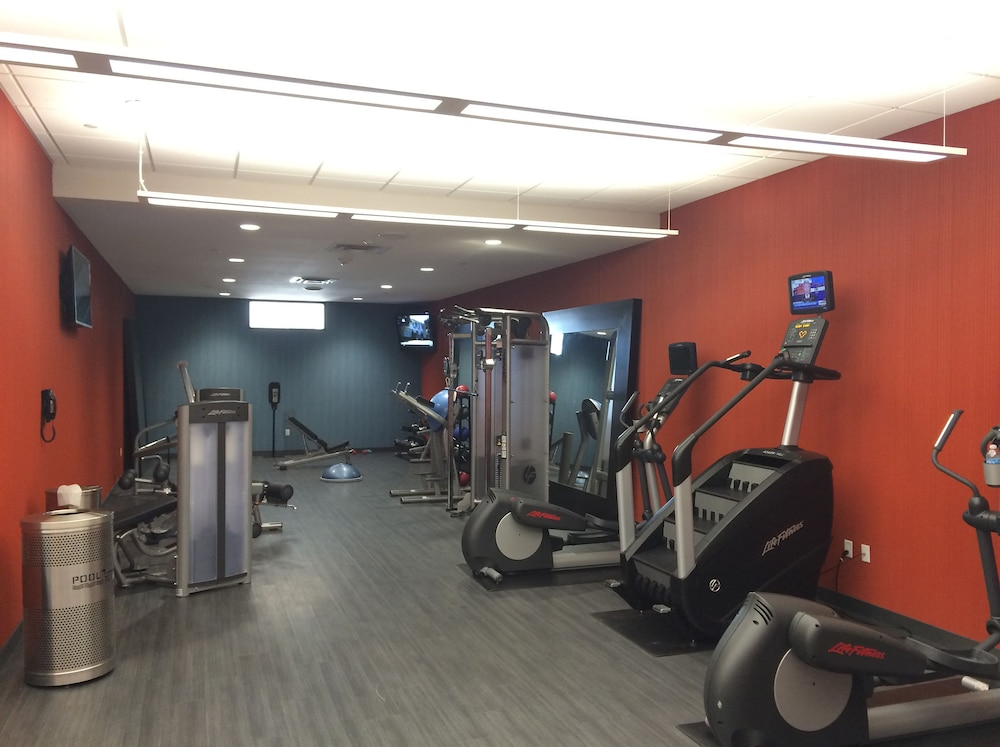 Fitness Facility, InterContinental Saint Paul Riverfront