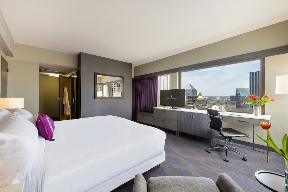 Room, InterContinental Saint Paul Riverfront