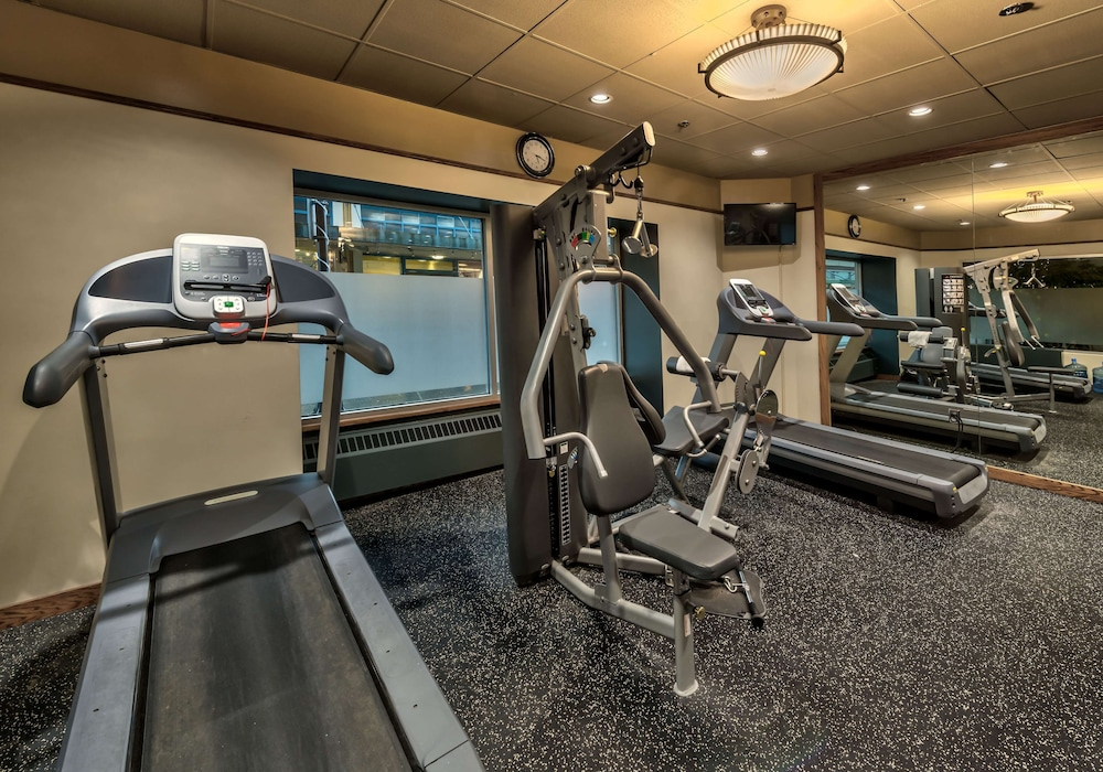 Fitness Facility, Baranof Downtown, BW Signature Collection