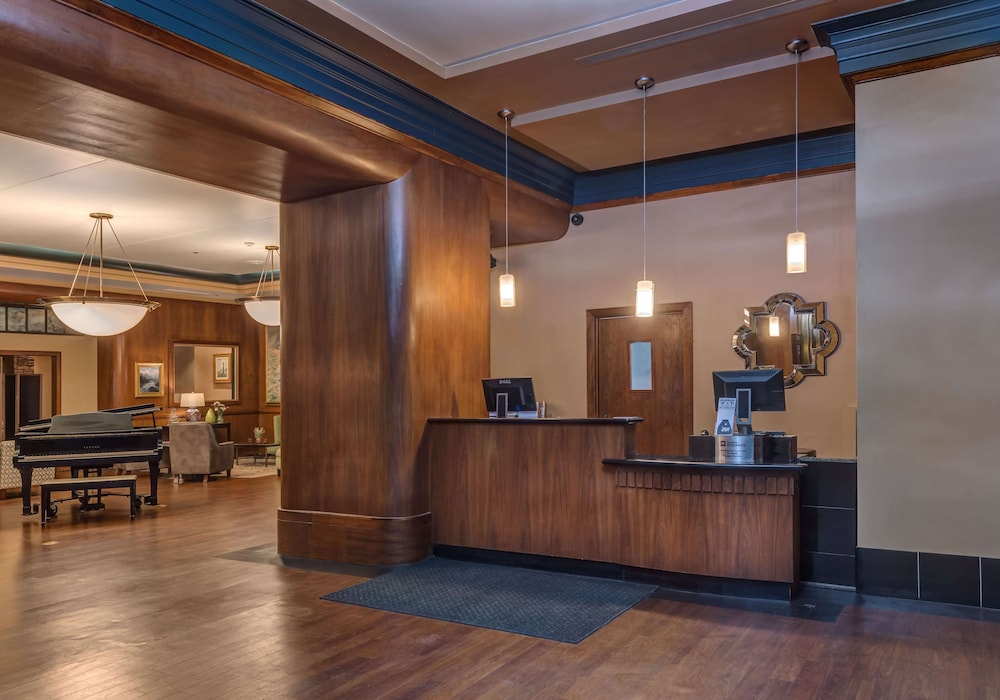 Reception, Baranof Downtown, BW Signature Collection