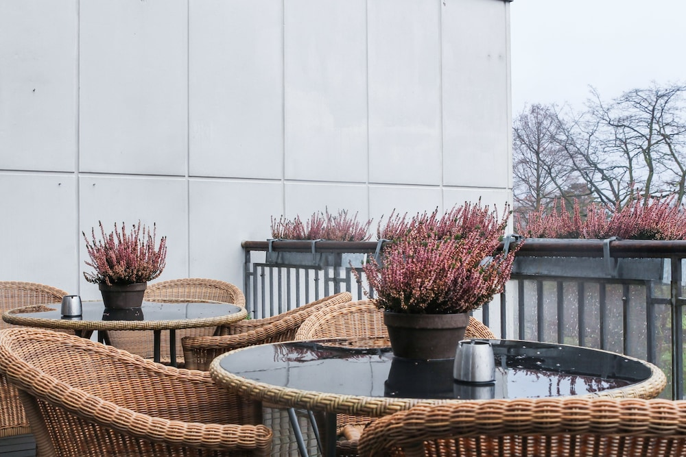 Terrace/Patio, Hellerup Parkhotel