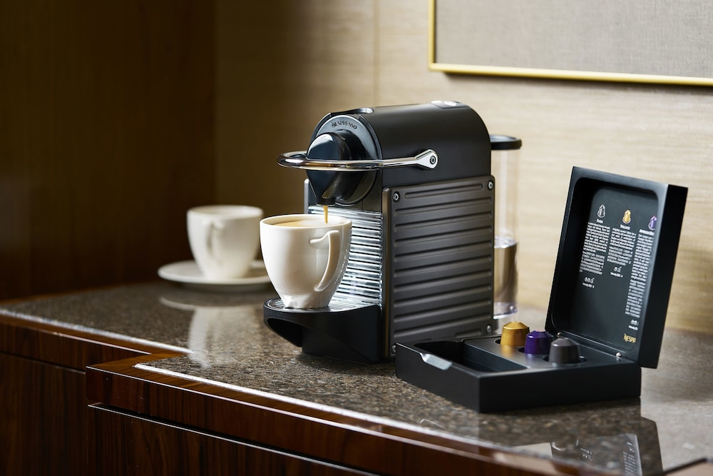 Coffee and/or Coffee Maker, The Royal Garden