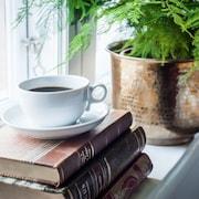 Kaffe på rummet