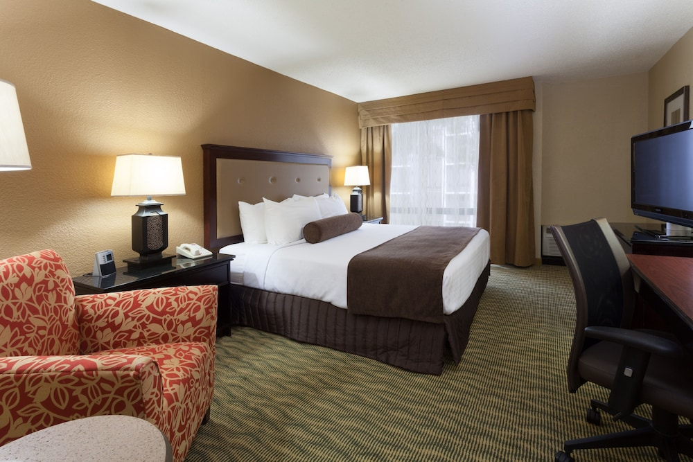 Room, Crowne Plaza Hotel Jacksonville Airport/I-95N