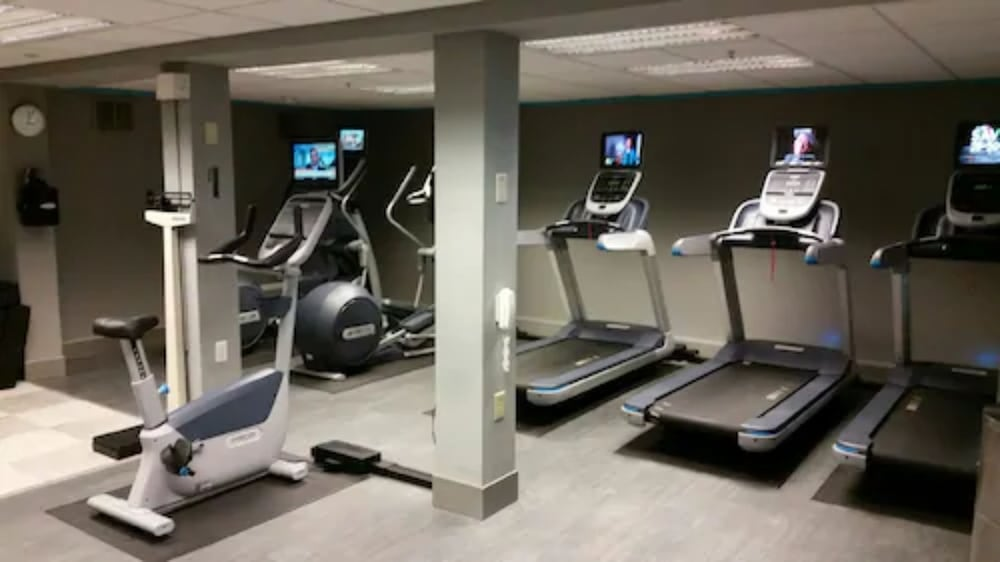 Fitness Facility, Crowne Plaza Hotel Jacksonville Airport/I-95N