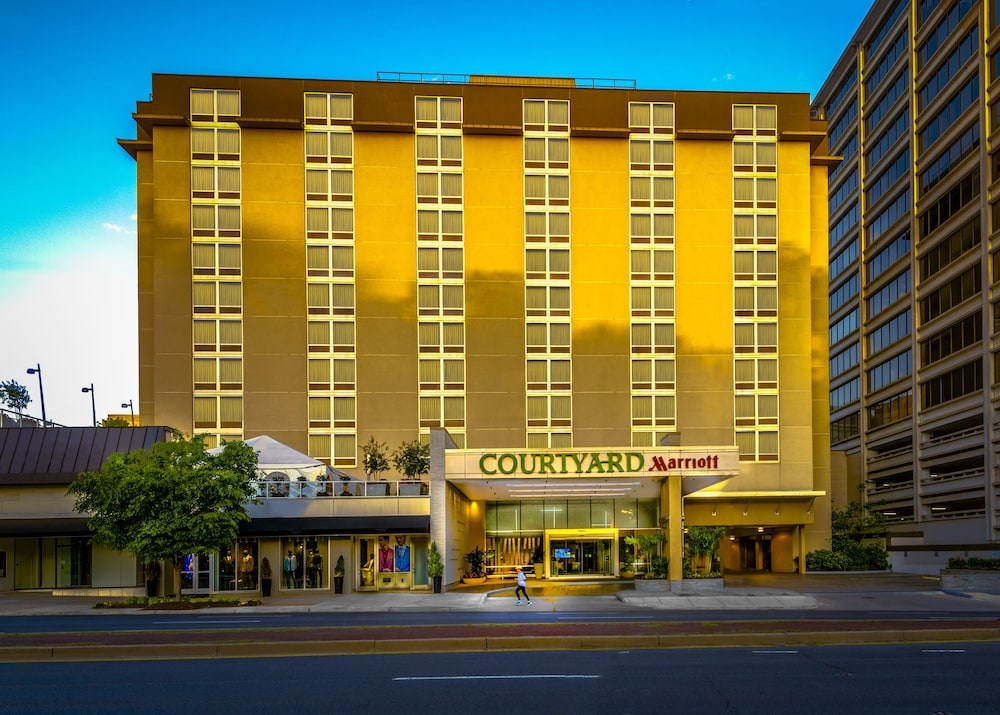 Front of Property, Courtyard by Marriott Bethesda/Chevy Chase