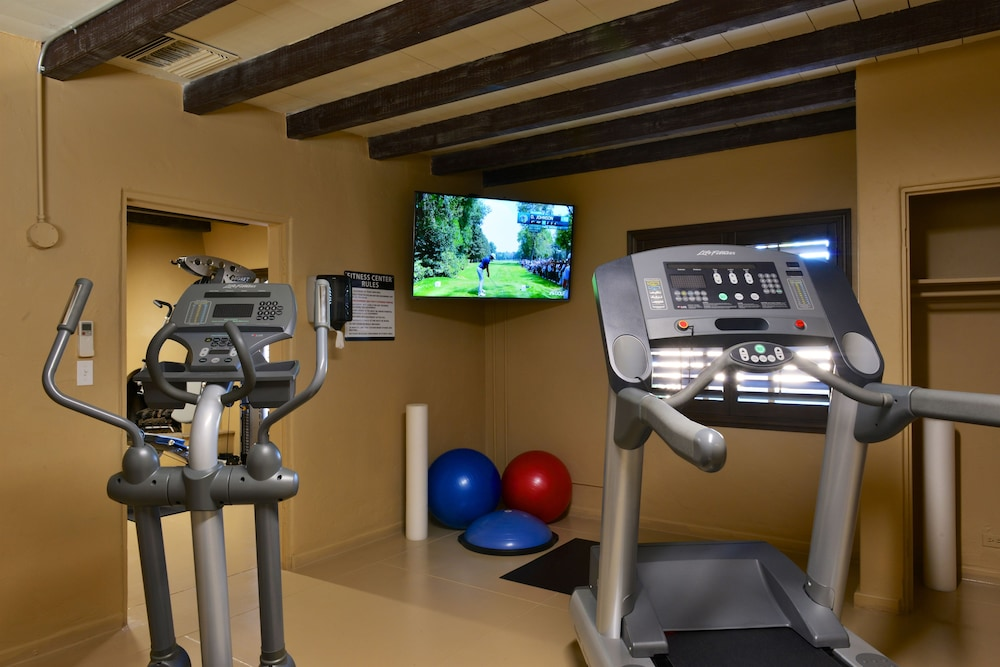 Fitness Facility, Lodge on the Desert