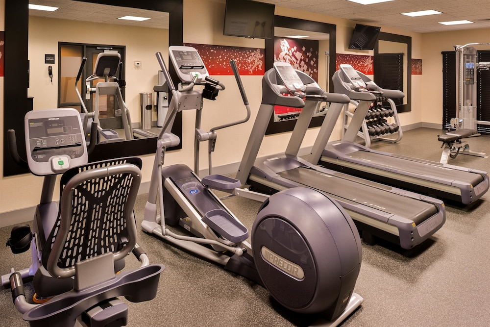 Gym, Best Western Plus Wichita West Airport Inn