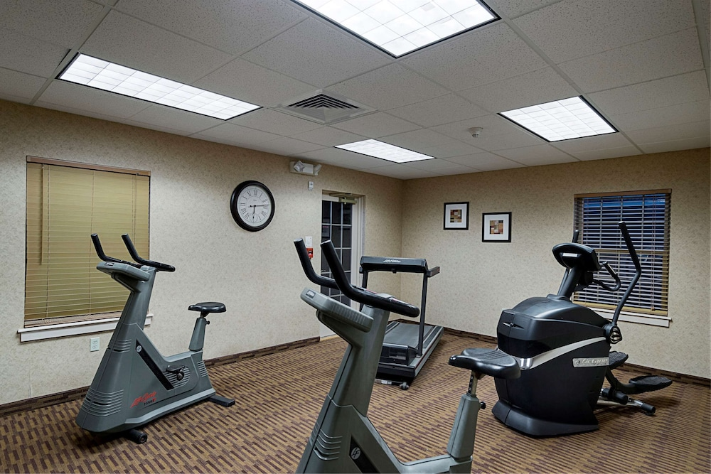 Fitness Facility, Quality Inn And Suites Skyways