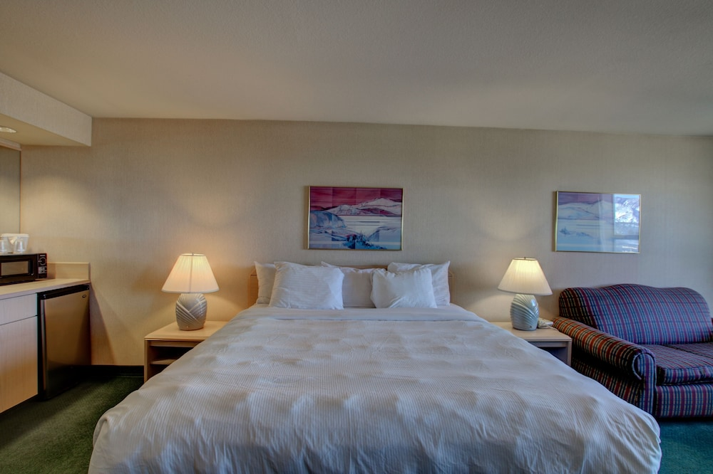 Room, Shilo Inn Suites - Mammoth Lakes