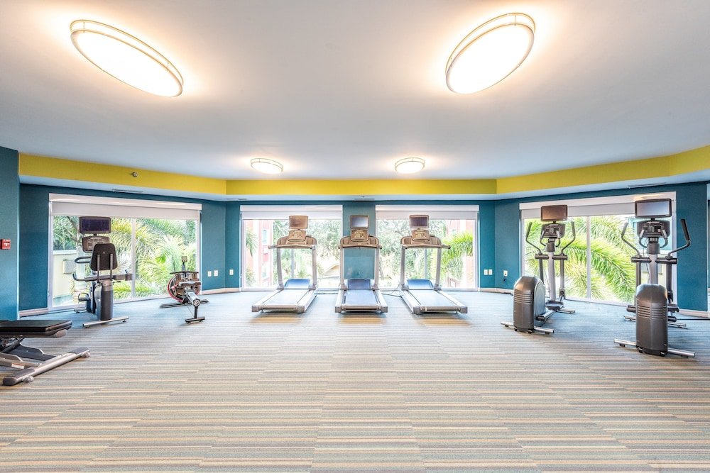 Fitness Facility, Holiday Inn Express & Suites Bradenton West, an IHG Hotel