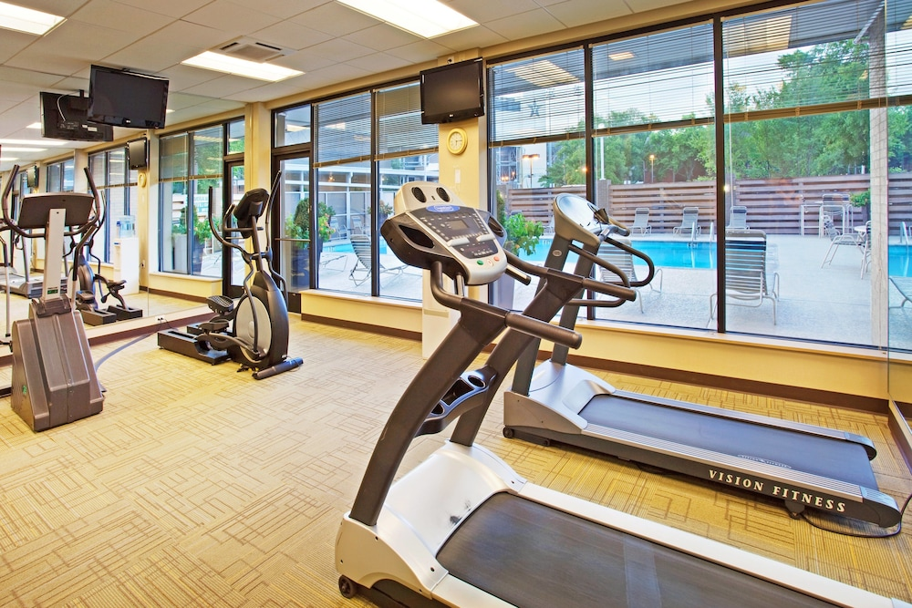 Fitness Facility, Holiday Inn Nashville - Vanderbilt - Dwtn