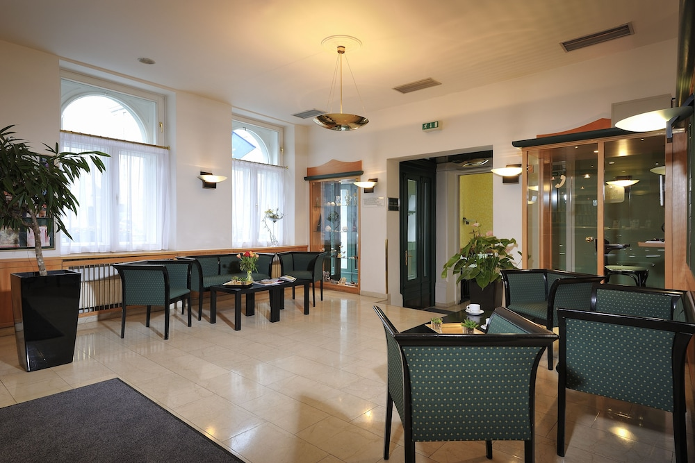 City Hotel Moran Prague